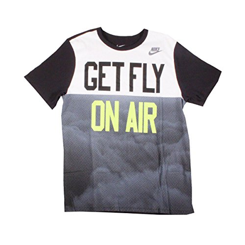 Nike Get Fly On Air Men's Athletic Short Sleeve T Shirt Size X-Large