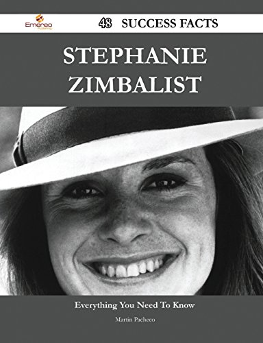 Stephanie Zimbalist 48 Success Facts - Everything You Need to Know about Stephanie Zimbalist