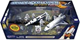 Ultimate Space Adventure Playset with Educational Rocket Poster