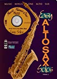 Music Minus One Alto Sax: Easy Alto Sax, Vol. II (Student Edition)