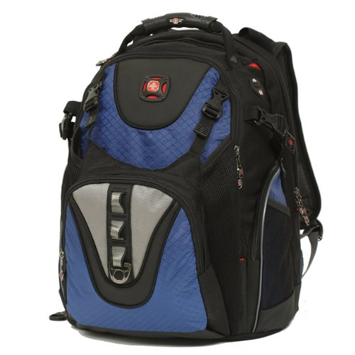Maxxum Swiss Gear by Wenger Notebook Backpack - Blue