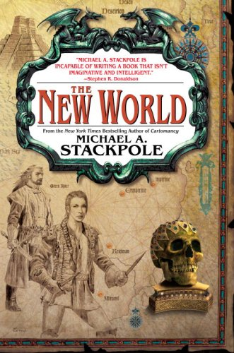 The New World: Book Three in The Age of Discovery (Age of Discovery Trilogy)