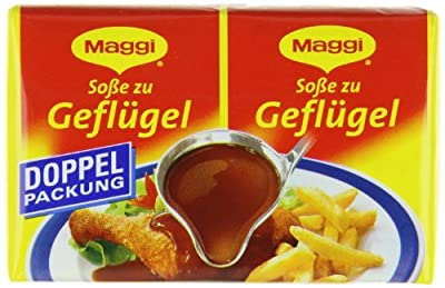 Maggi Delikatess Doppelpack Soße zu Geflügel, 18er Pack (18 x 500 ml Karton) von Maggi bei Gewürze Shop