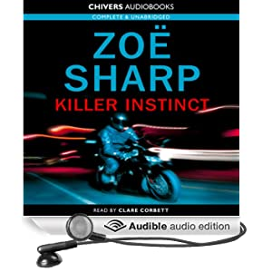 Killer Instinct: Charlie Fox, Book 1 (Unabridged)