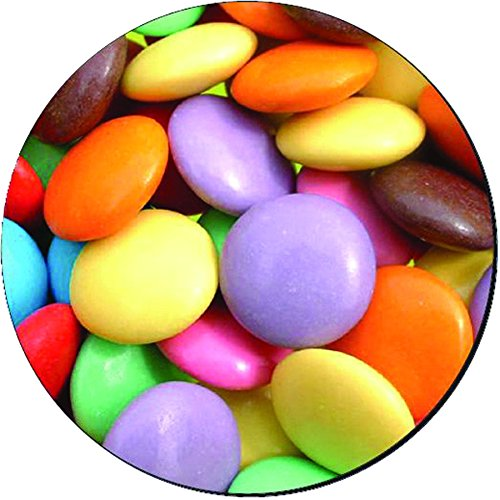 Fellowes Round Brite Mouse Pad - Smarties
