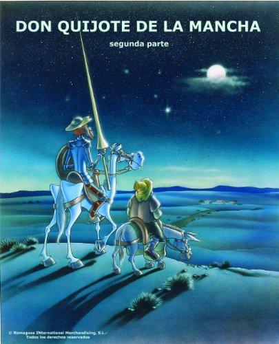DON QUIJOTE DE LA MANCHA - II   Comic Book