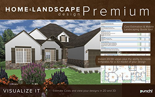 Punch! Home & Landscape Design Premium V18 [Download]