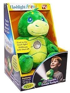 Flashlight Friends Green Dragon Kid S Huggable Flashlight