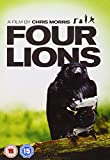 Four Lions [DVD]