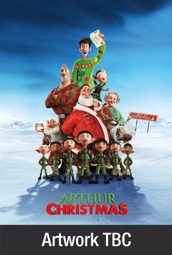 Arthur Christmas [DVD]