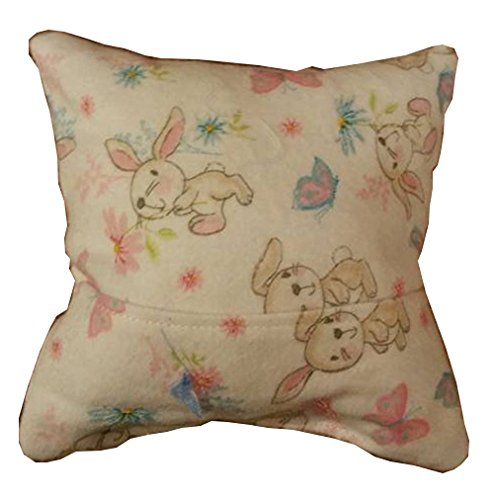 Stuffed Animal Pillows With Pockets : Tooth Fairy Pocket Pillow - Classic Bunnies Toys Games Toys Dolls, Playsets Toy Figures Stuffed ...