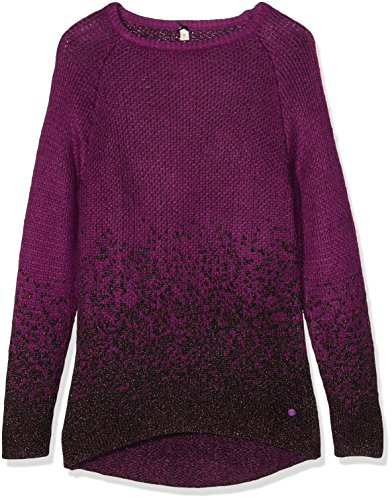 Esprit Kids Pulli, Felpa Bambina, Violett (Light Purple 081), 8 anni
