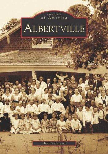 Albertville (AL)  (Images of America)