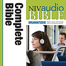 NIV Audio Bible (Dramatized) (       UNABRIDGED) by  Zondervan
