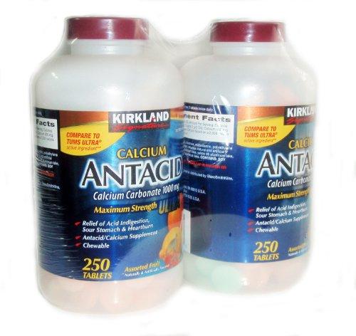 antacids calcium carbonate and magnesium compounds