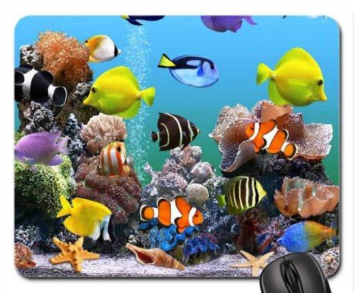 marine-aquarium-mouse-pad-mousepad-coral-reefs-mouse-pad
