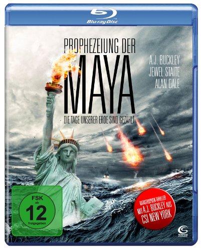 Prophezeiung der Maya [Blu-ray]