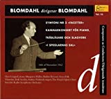 MP3 Downloads : Blomdahl Conducts Blomdahl, Vol. 10 (1937-1962)