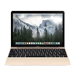 APPLE MacBook (1.1GHzデュアルコア Intel CoreMプロセッサ/12型/8GB/256GB/USB-C/ゴールド) MK4M2J/A
