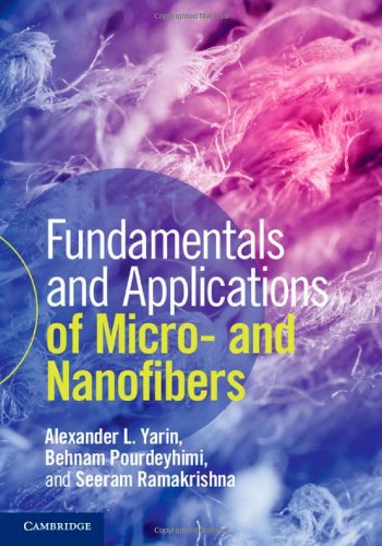 Fundamentals And Applications Of Micro And Nanofibers