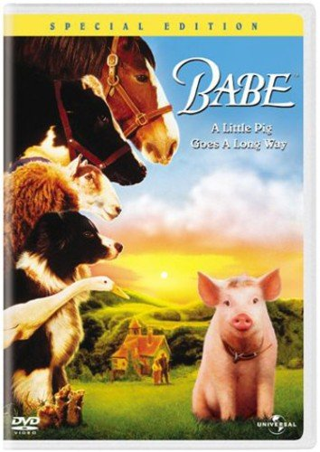 DVD : Babe (1995) (Special Edition, Widescreen, , Dubbed, Dolby)