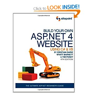 Build Your Own ASP.NET 4 Web Site Using C# and VB 4th Edition