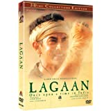Lagaan - Once upon a Time in India - 2-Disc Collectors Edition - All Regions DVD - PAL - Aamir Khan - Bollywood - English Subtitles