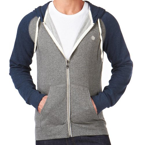 Element Men's Vermont ZH Hoodie - Deep Ocean (M)