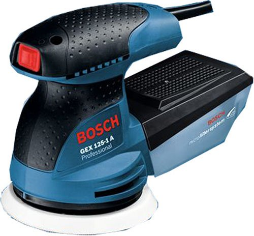 Bosch GEX 125-1 AE im suitcase Exzenterschleifer