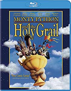 Monty Python and the Holy Grail [Blu-ray]