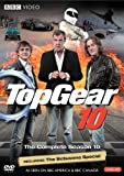 Top Gear: Complete Season 10 (3pc) (Ws) [DVD] [Import]