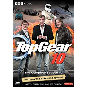 Top Gear 10: The Complete Season 10 movie