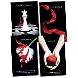 Twilight Pack, 4 books, RRP £31.96 (Breaking Dawn; Eclipse; New Moon; Twilight). Stephenie Meyer
