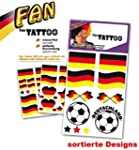 "Tattoo "" Fan "", wasserfest, Deutschla..."