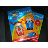 TOY   HOPPER    WITH PUMP **by TOY HOPPER