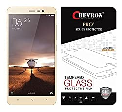 Chevron Anti-explosion Screen Protector for Xiaomi Redmi Note 3