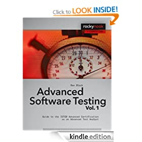Advanced Software Testing - Vol. 1: Guide to the ISTQB Advanced Certification as an Advanced Test Analyst (Rockynook Computing)