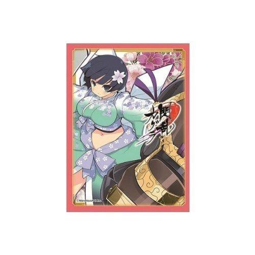 キャラクタスリーブEX 閃乱カグラ「夜桜」 60枚入り 横67×縦92 mm