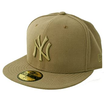 New Era Casquette - BASIC New York Yankees british khaki 7