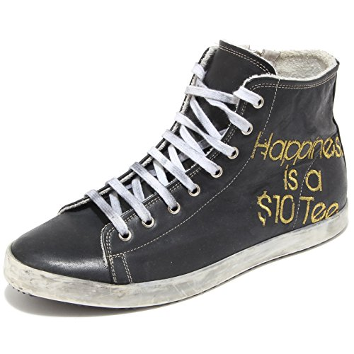 80776 sneaker HAPPINESS SHOES OLYMPIA PROUDUY HANDMANDE IN ITALY scarpa uomo sho [43]