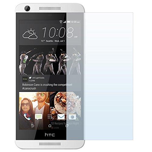 x3 Stück Displayschutzfolie Schutzfolie für HTC Desire 626 / 626s / 626G Unsichtbare Premium Folie von PrimaCase