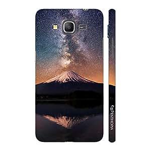 Enthopia Designer Hardshell Case Volcanic Milky Peak Back Cover for Samsung Galaxy J7
