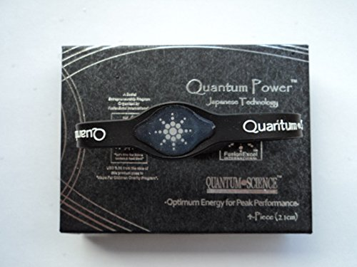 """Fusionexcel Scalar Energy Quantum Power Bracelet - Box Of 4 - 21Cm For Adult Xl - Improves Strength, Balance, Flexibility. Includes Fusion Excel Authenticity & Registration Card With """"Scratch"""" Id And Password For Registration At Fusion Excel Website"""
