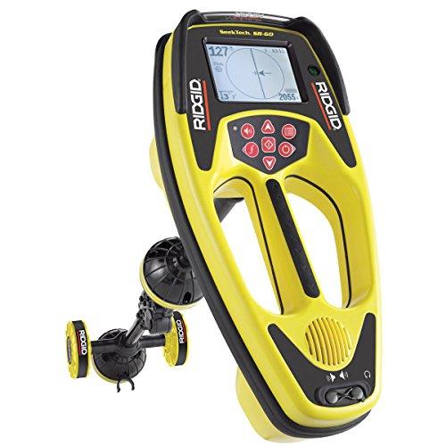 RIDGID 22163 SeekTech SR-60 Locator, Underground Wire Locator and Utility Locator (Utility Locating Equipment compare prices)