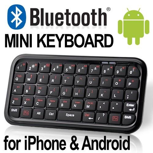 Bluetooth Keyboard For Android Samsung Tablet: Portable And Ideal For All Tablets Android Smart Phones