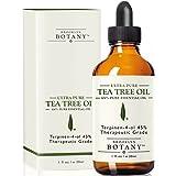 Ultra Pure Tea Tree Oil (Australian) - 100% Pure with 45% terpinen-4-ol, 1 fl. Oz
