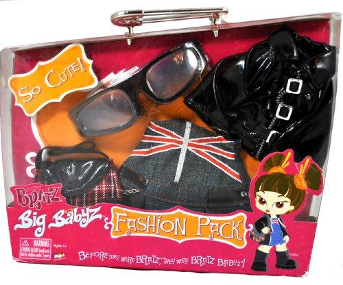 MGA Entertainment Bratz Big Babyz Fashion Pack