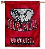University of Alabama Crimson Tide House Flag