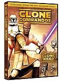 Star Wars: Clone Wars - Clone Commandos [DVD]