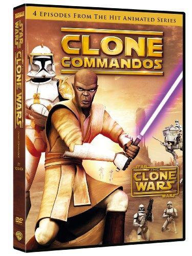 Star Wars - The Clone Wars Vol.2 - Clone Commandos [DVD]